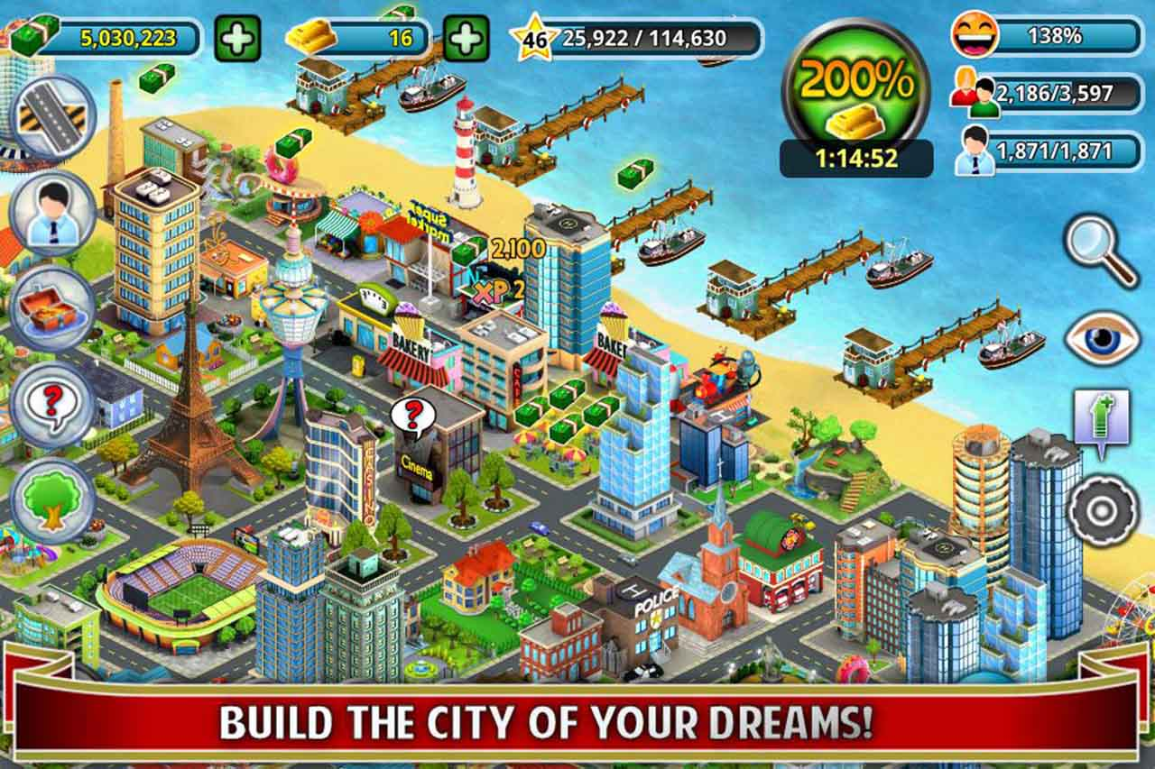 City Island Builder Tycoon screen 0