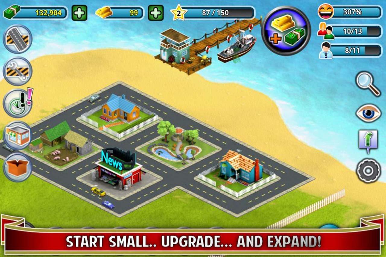 City Island Builder Tycoon screen 1