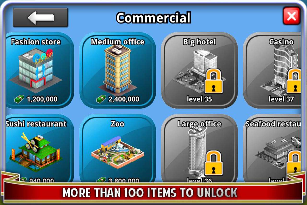 City Island Builder Tycoon screen 3