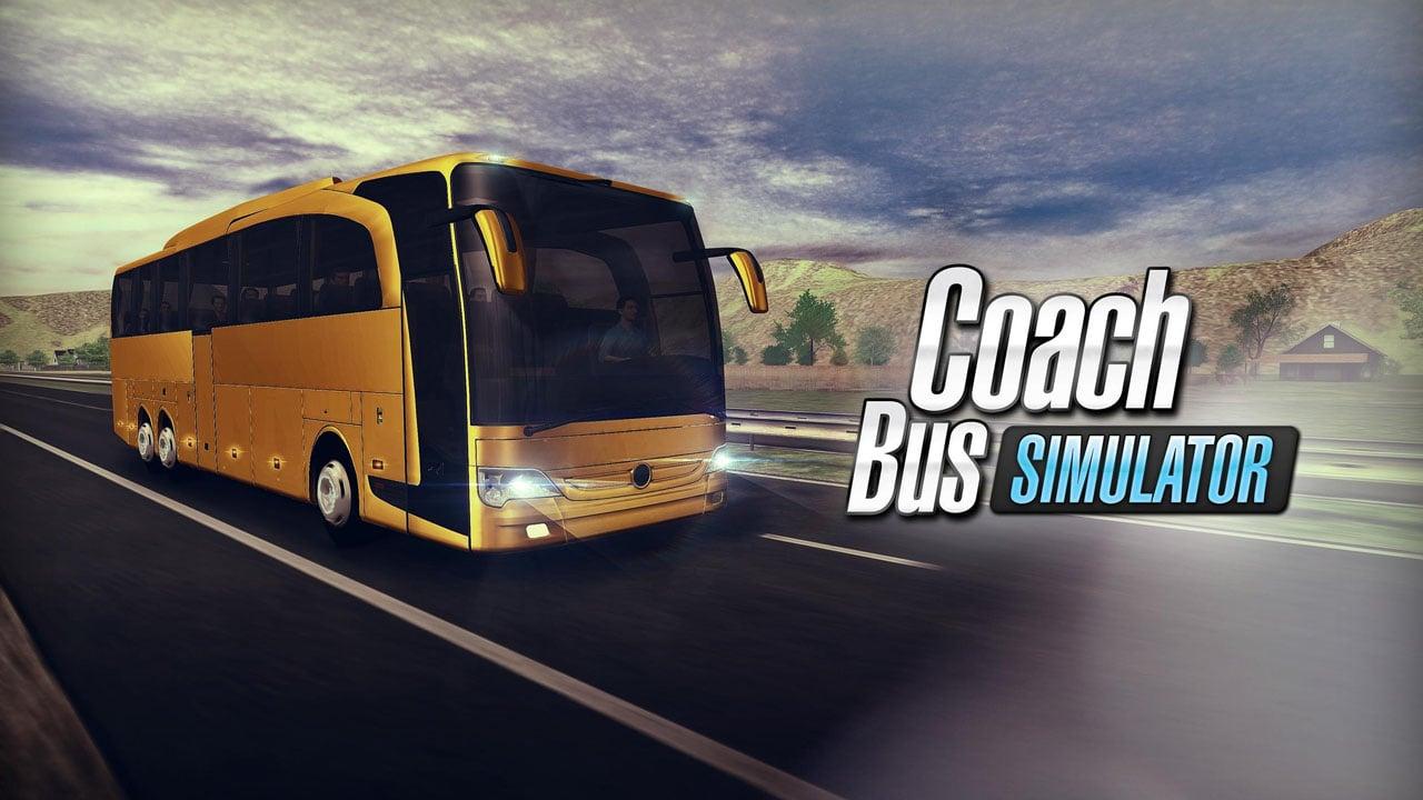 Coach Bus Simulator poster