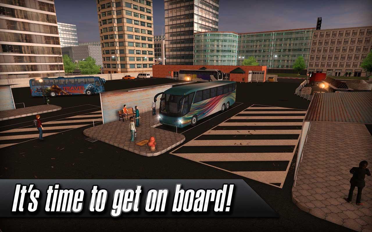 Coach Bus Simulator screen 1