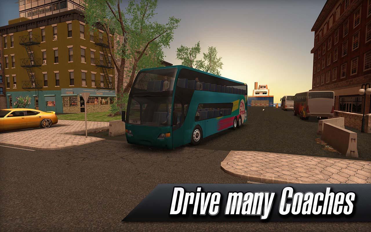Coach Bus Simulator screen 2