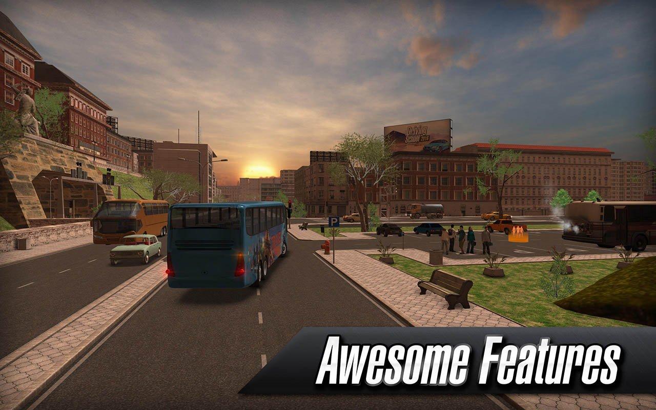 Coach Bus Simulator screen 4