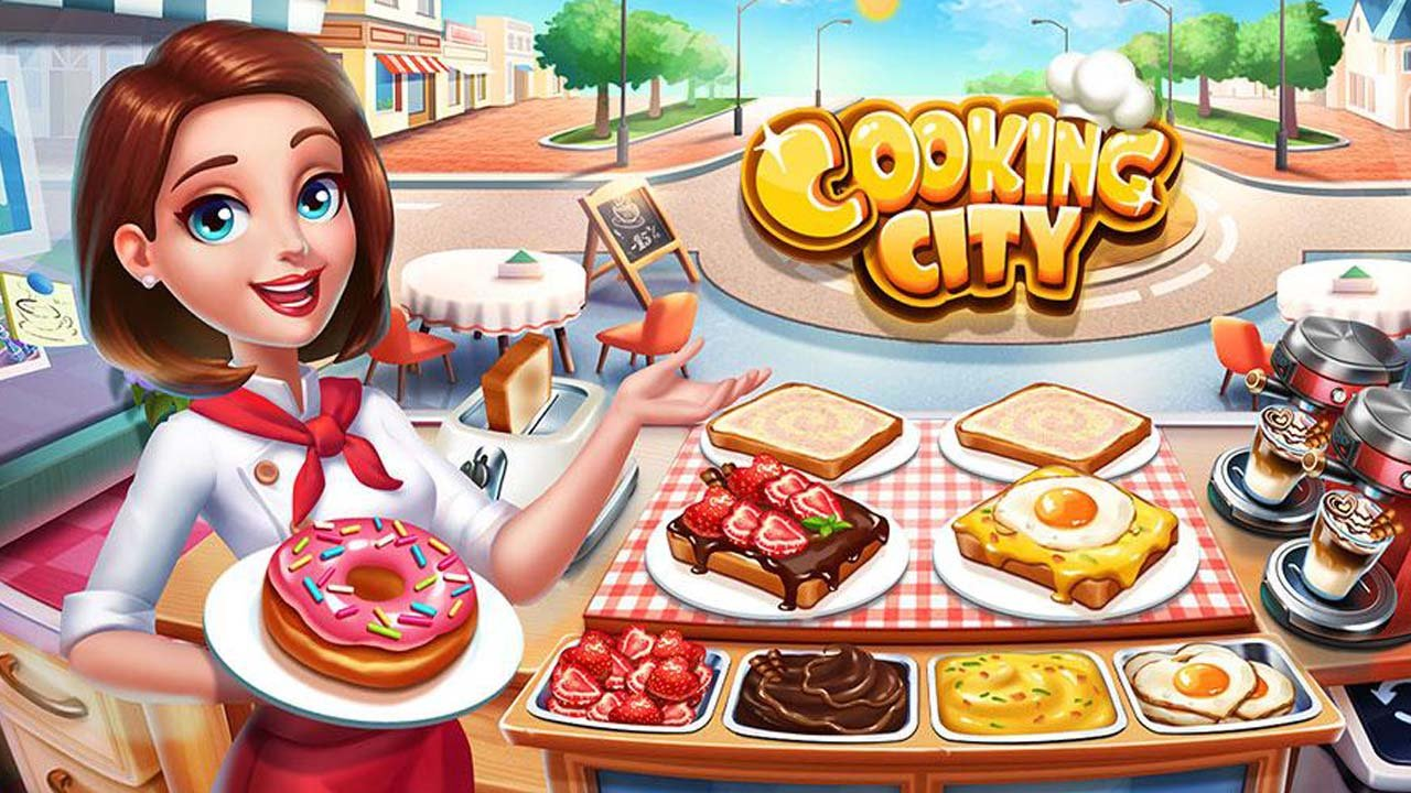 Cooking City poster