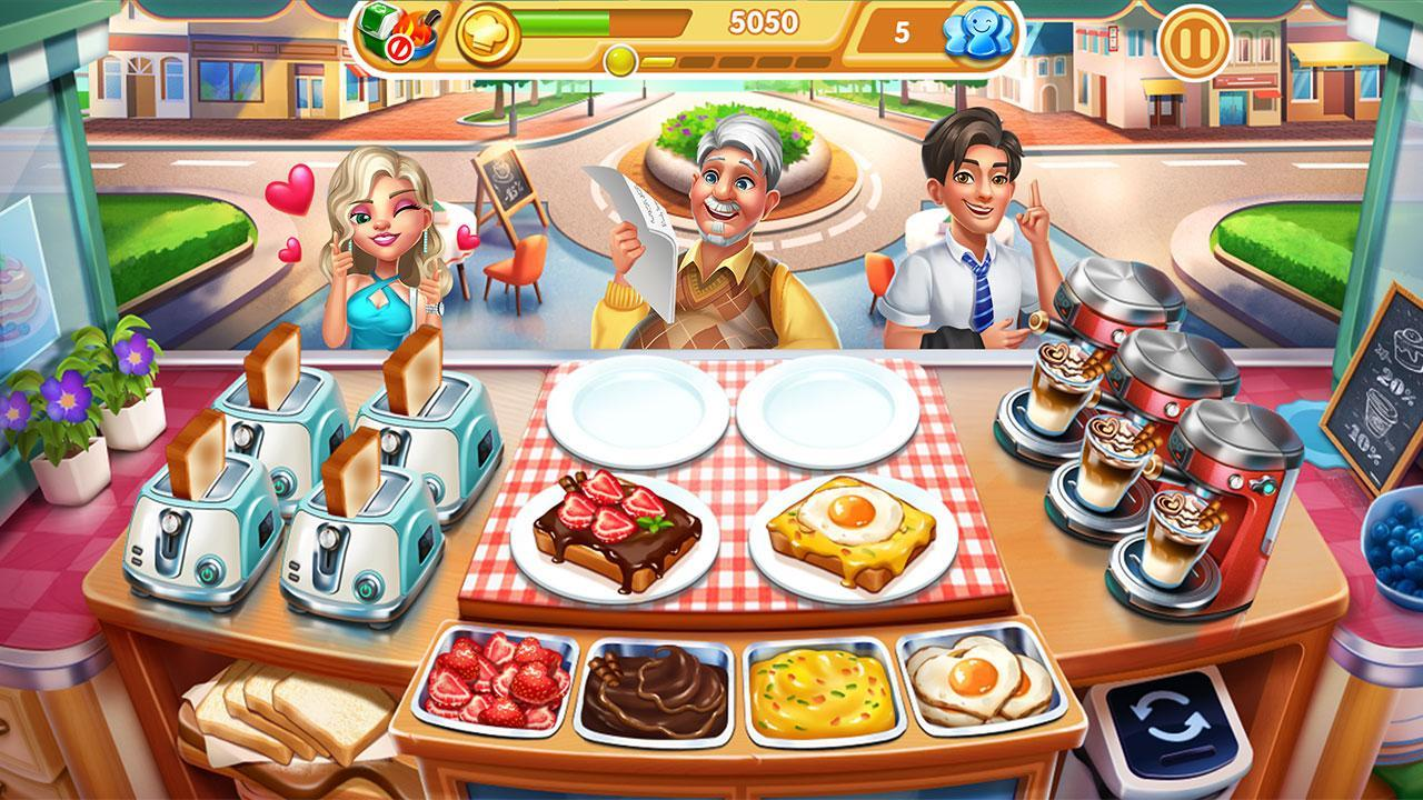 Cooking City screen 0