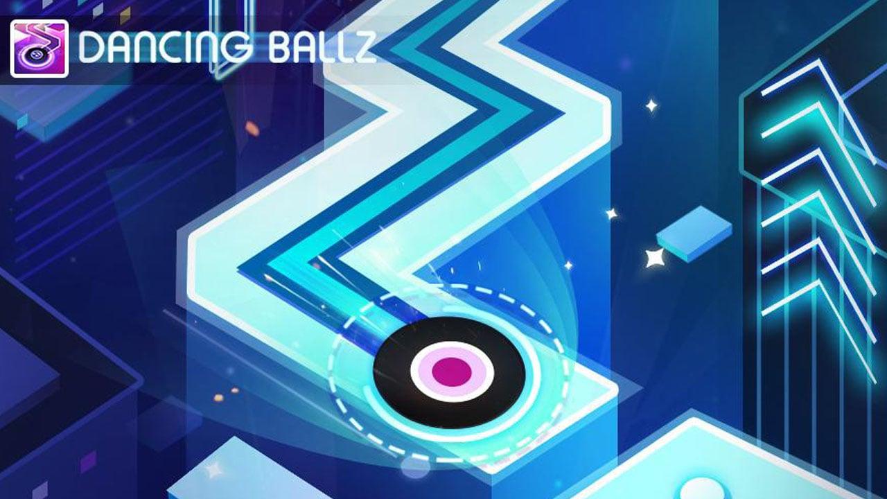 Dancing Ballz poster