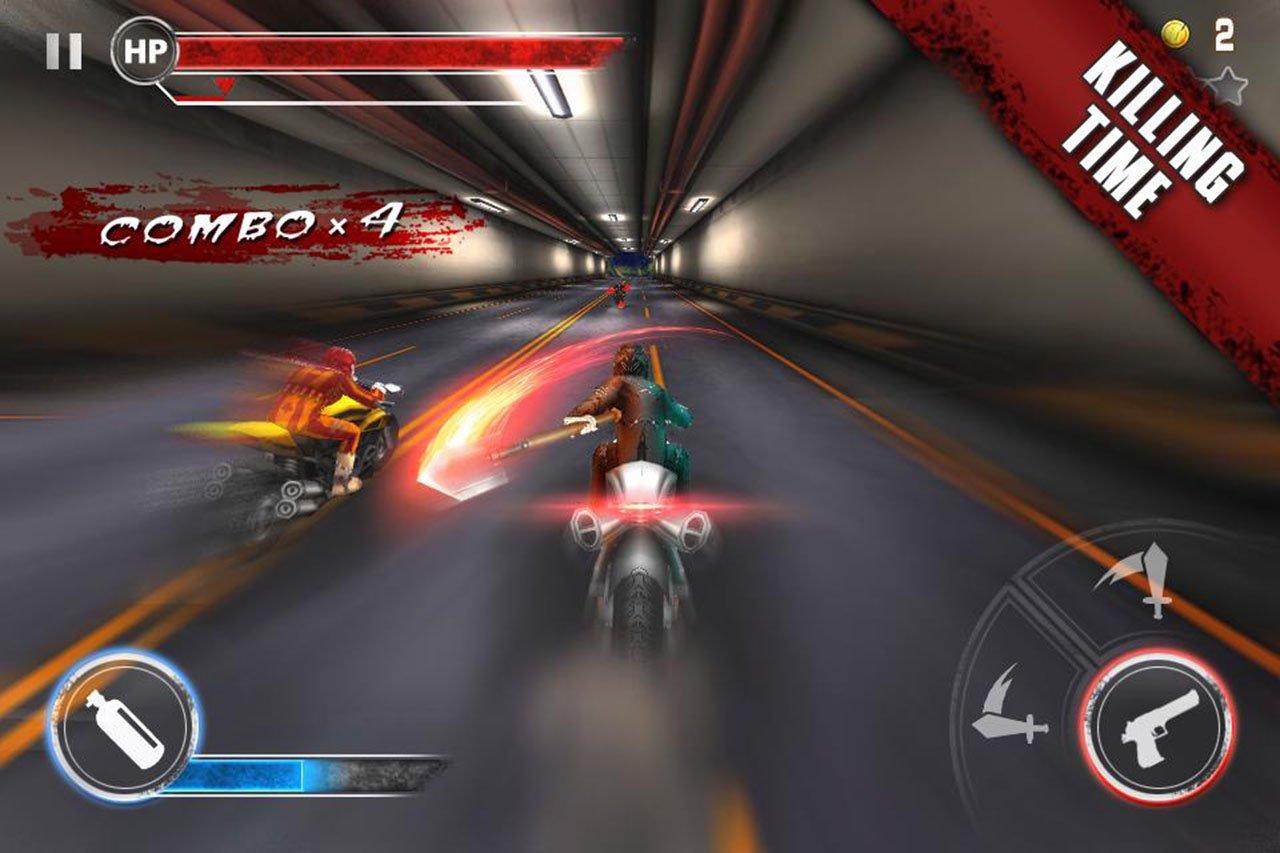 Death Moto 3 screen 1