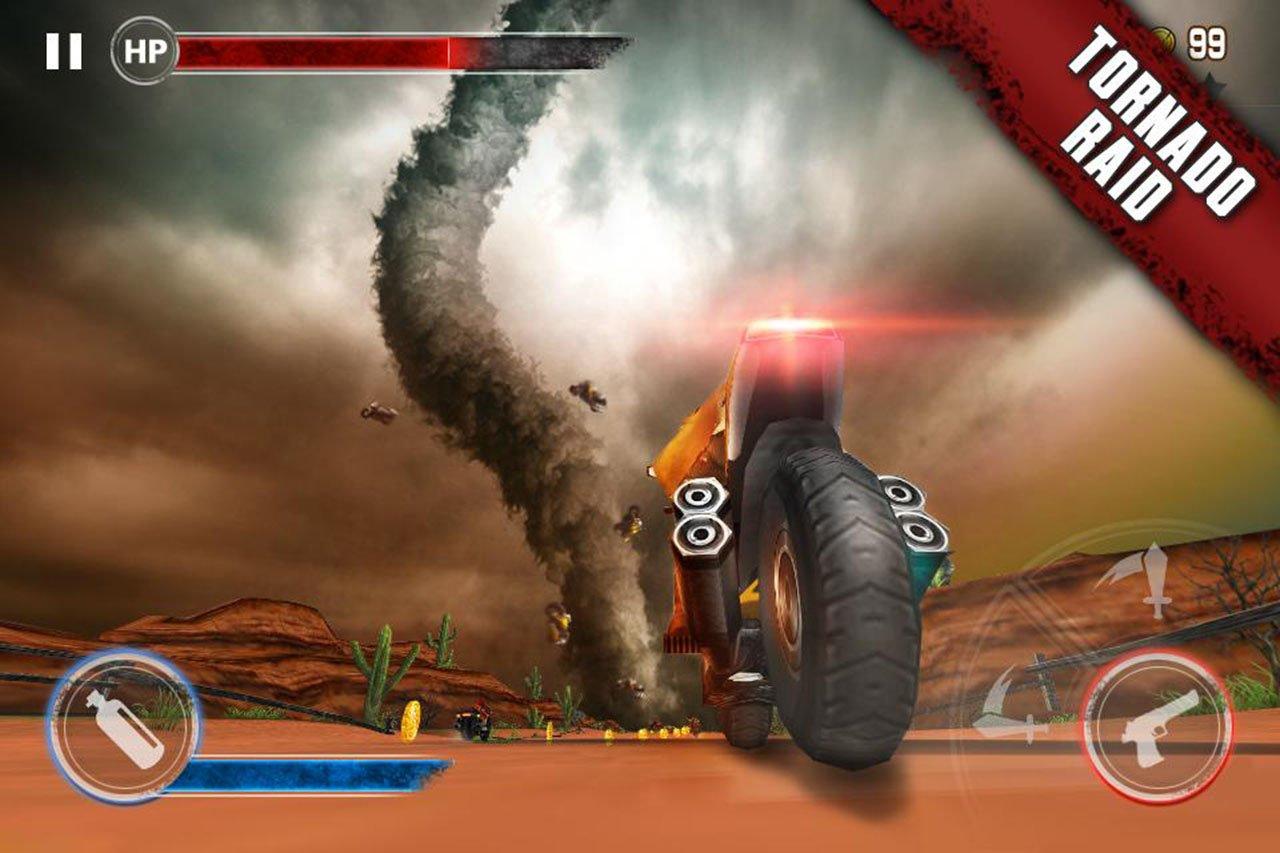 Death Moto 3 screen 3