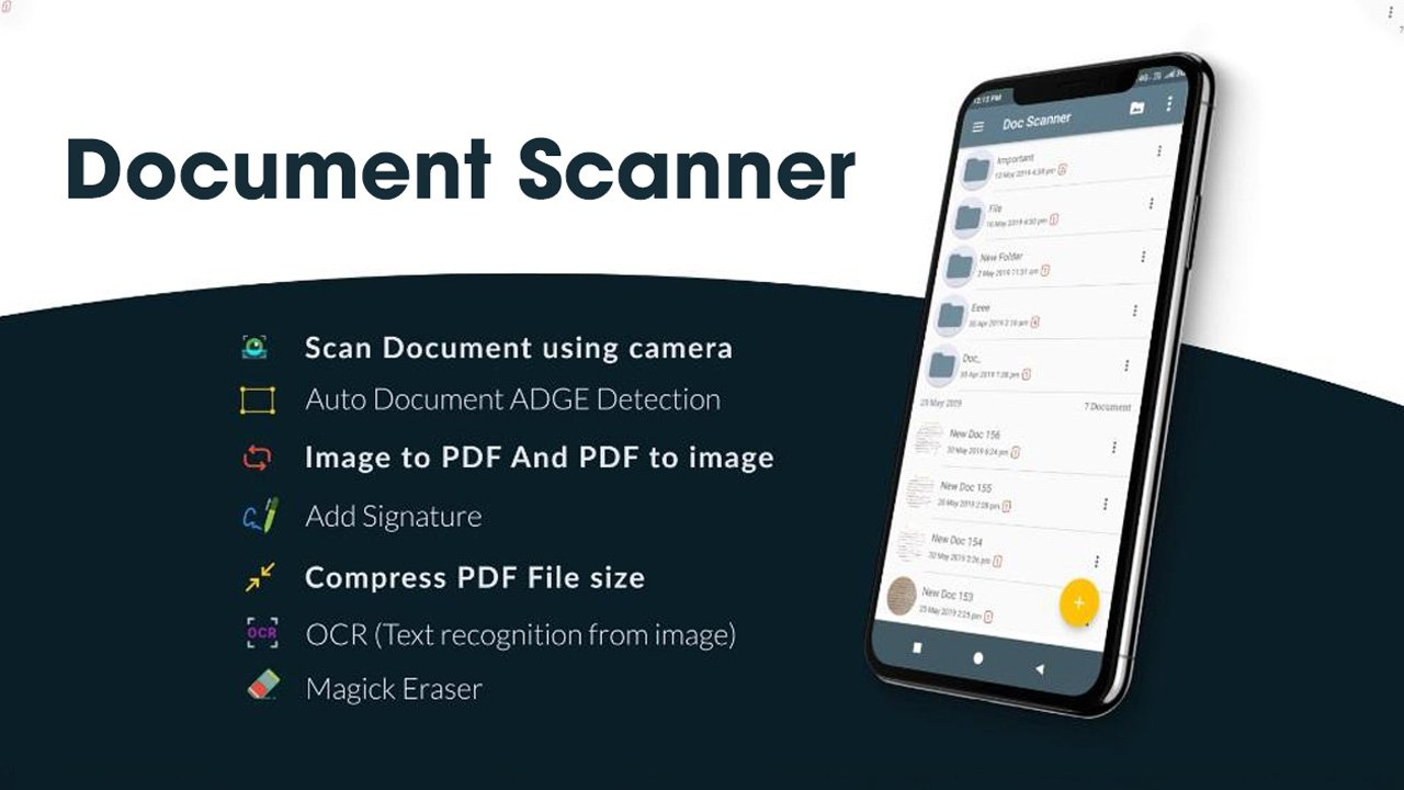 Document Scanner poster