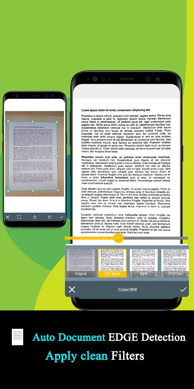 Document Scanner screen 0