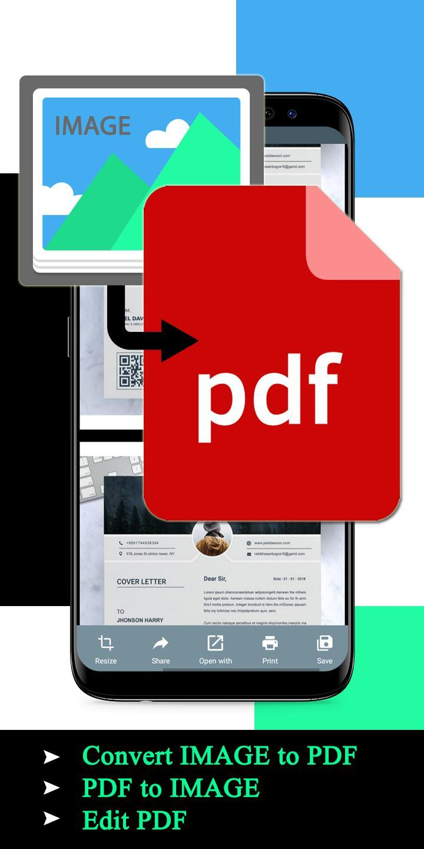 Document Scanner screen 2