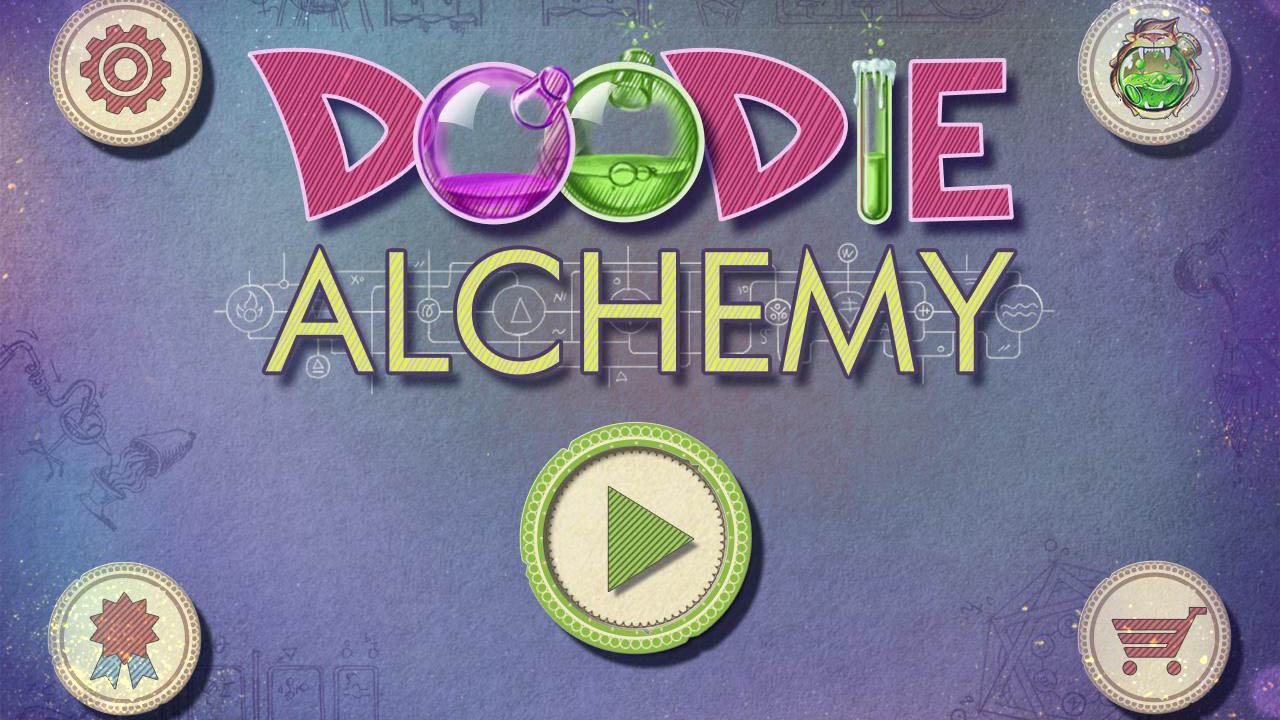 Doodle Alchemy poster