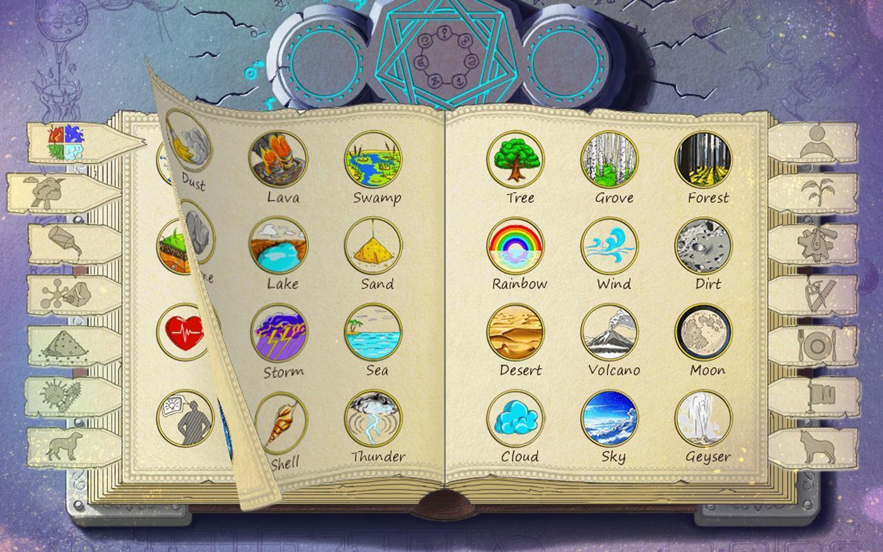 Doodle Alchemy screen 1