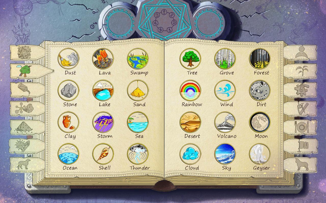 Doodle Alchemy screen 2