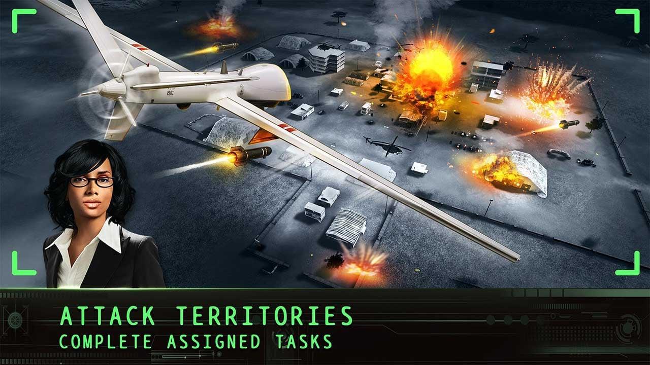 Drone Shadow Strike screen 1