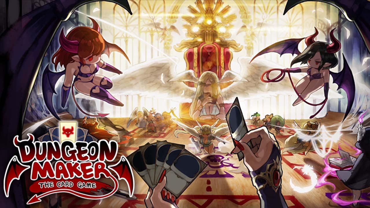 Dungeon Maker poster