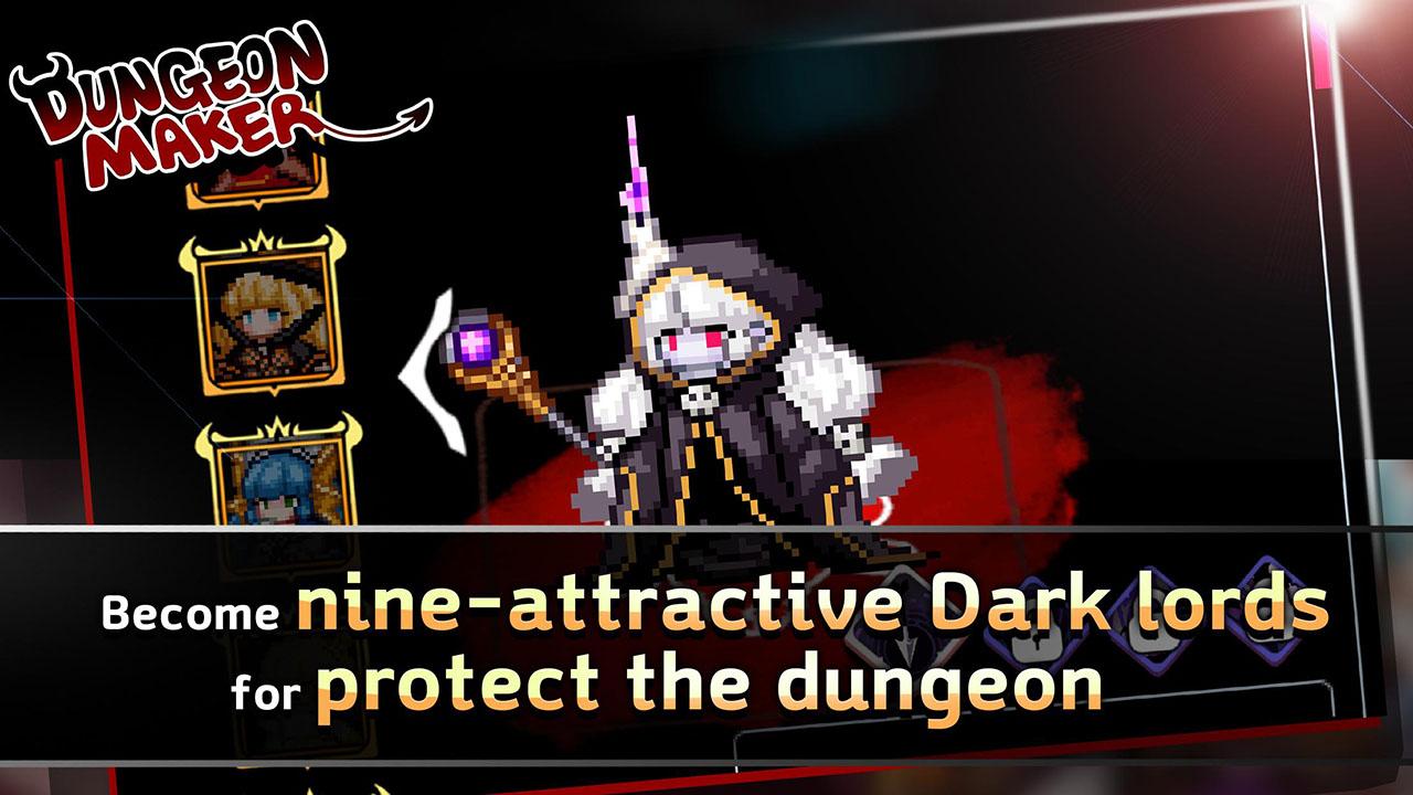 Dungeon Maker screen 2