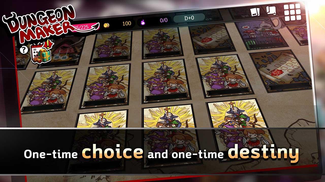 Dungeon Maker screen 3