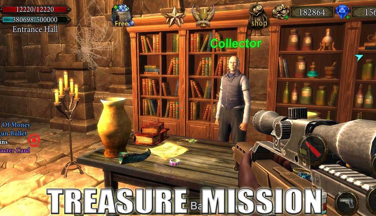 Dungeon Shooter screen 3