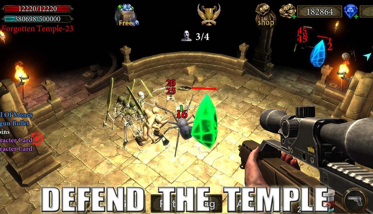Dungeon Shooter screen 5
