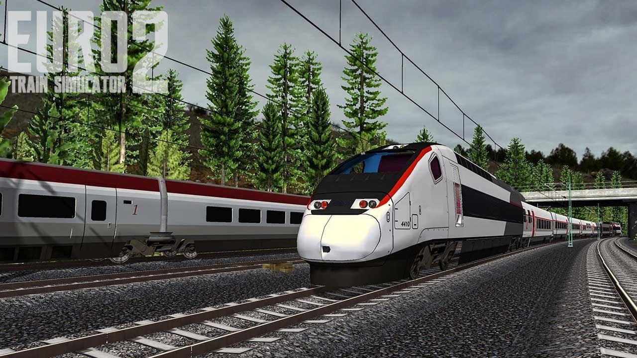 Euro Train Simulator 2 poster