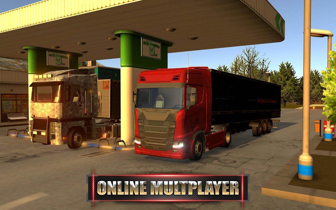Euro Truck Driver 2018 screen 2