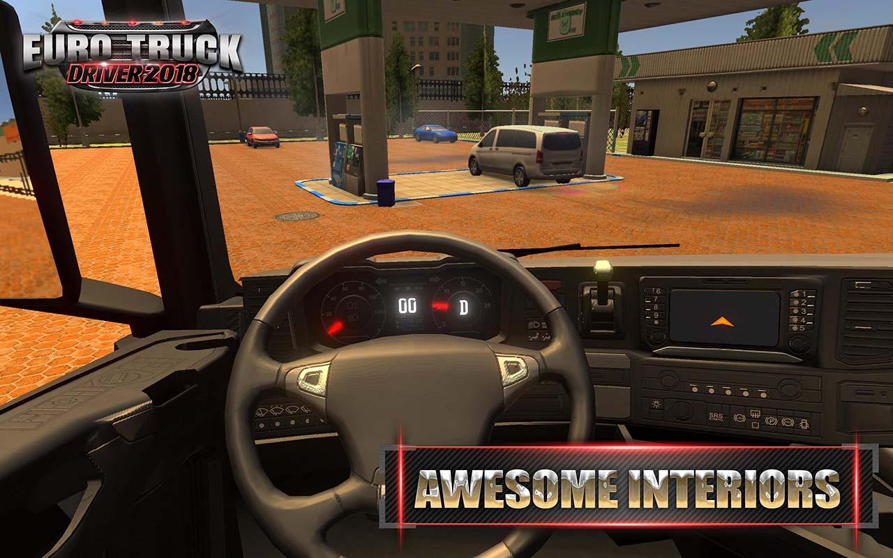 Euro Truck Driver 2018 screen 3