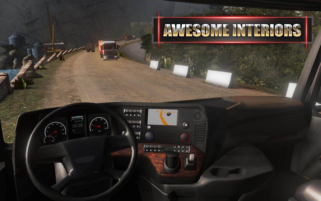 Euro Truck Evolution screen 3