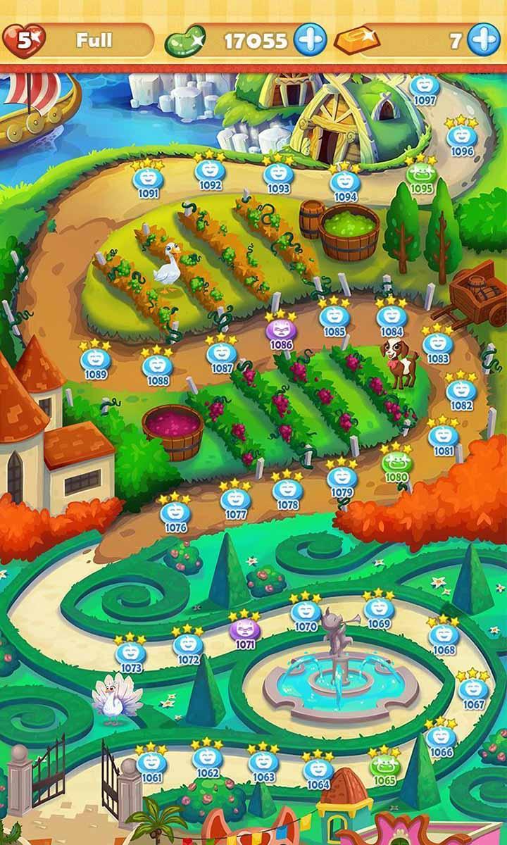 Farm Heroes Saga screen 3