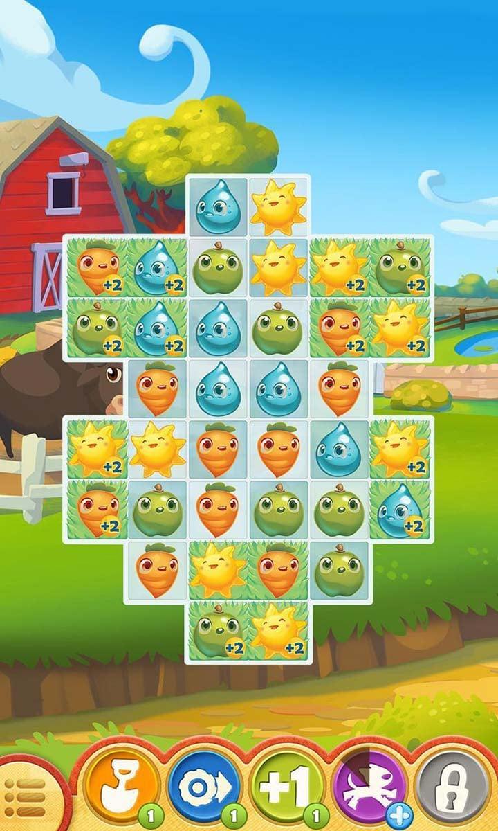 Farm Heroes Saga screen 5