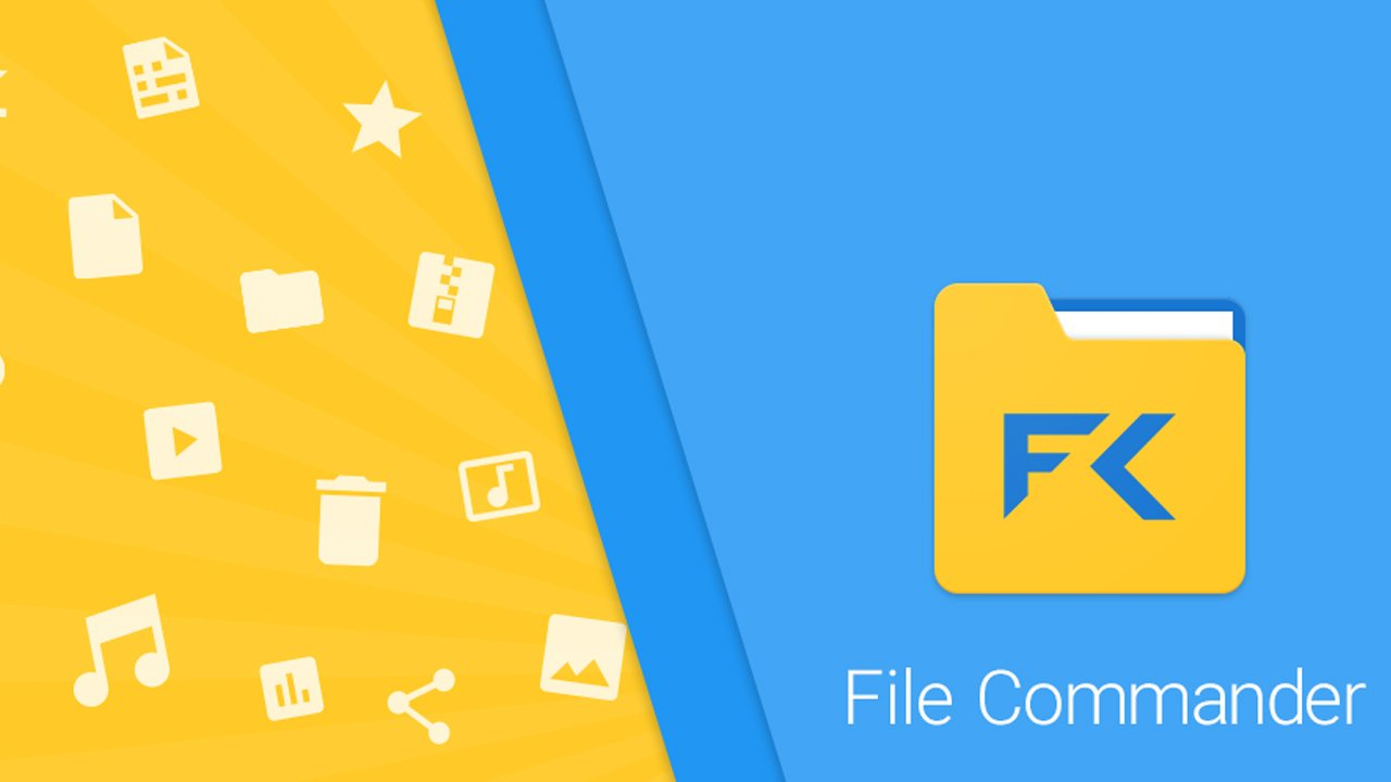 File Commander poster