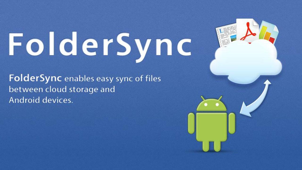 FolderSync Pro poster
