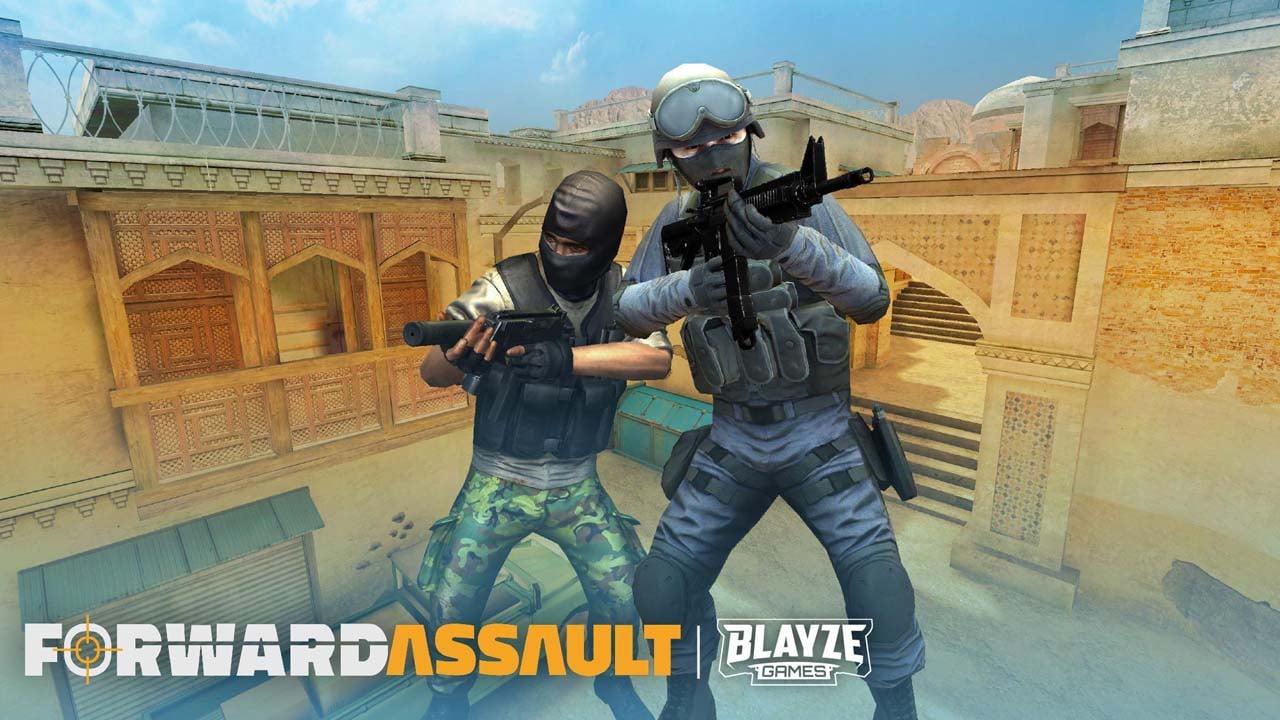 Forward Assault poster