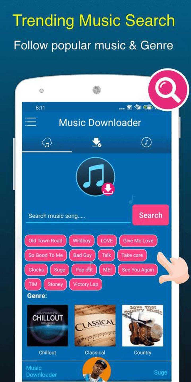 Free Music Downloader screen 0