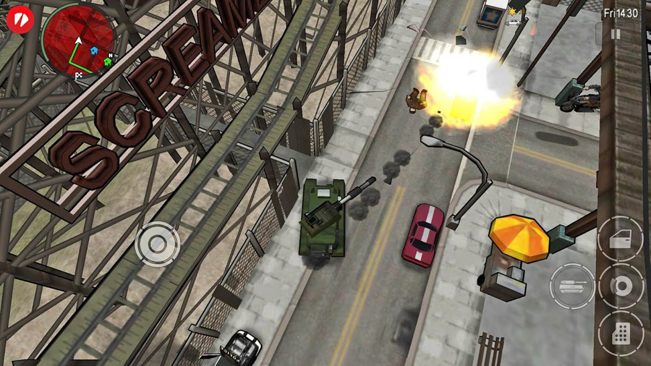 GTA Chinatown Wars screen 2