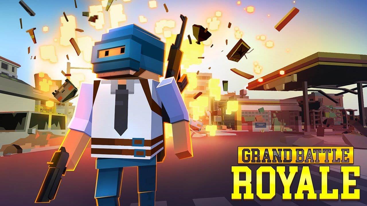 Grand Battle Royale poster