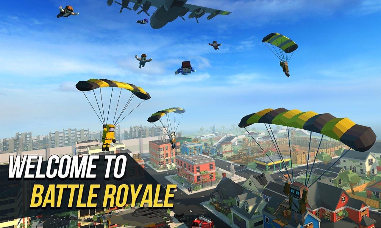 Grand Battle Royale screen 0