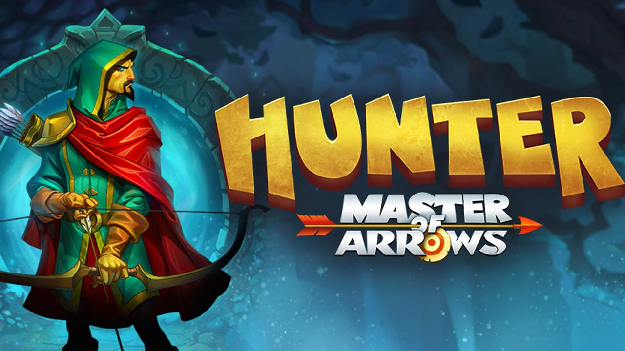 Hunter Master of Arrows poster