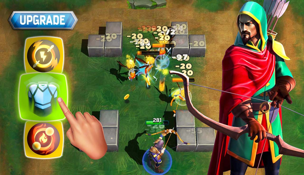 Hunter Master of Arrows screen 1