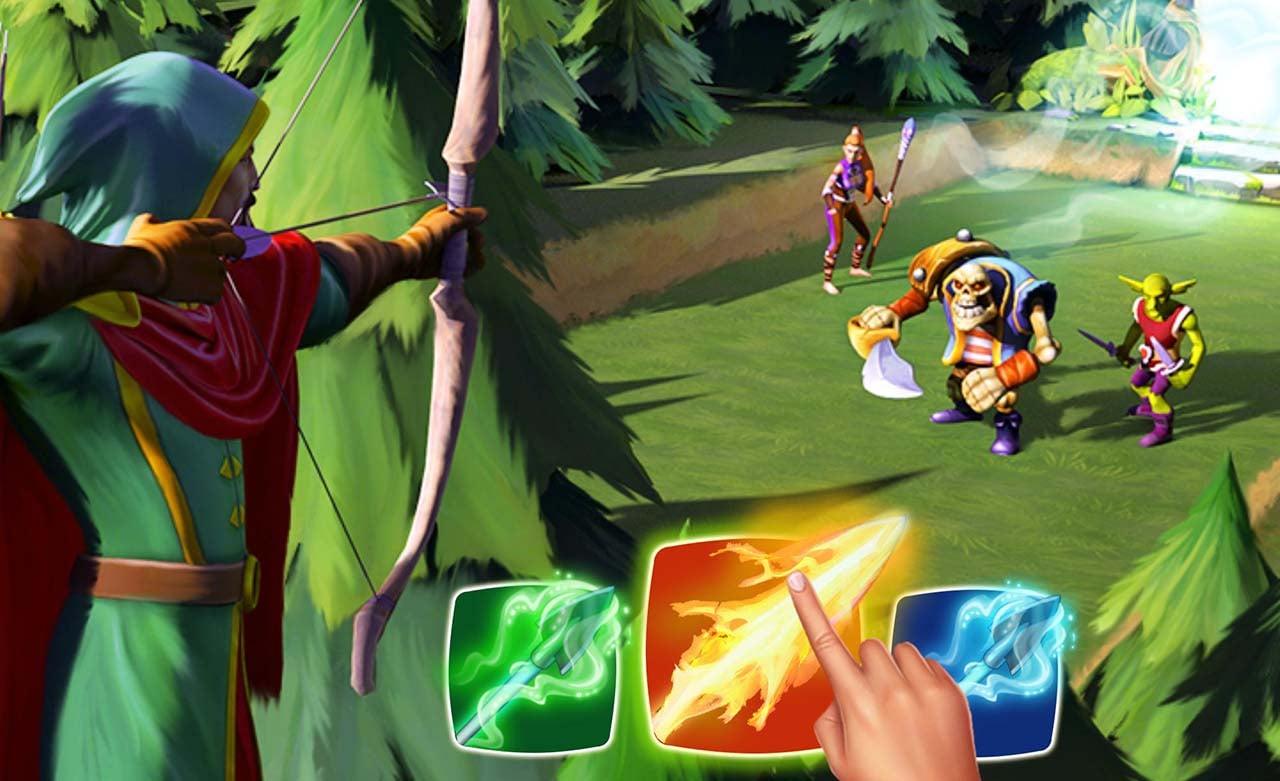 Hunter Master of Arrows screen 8