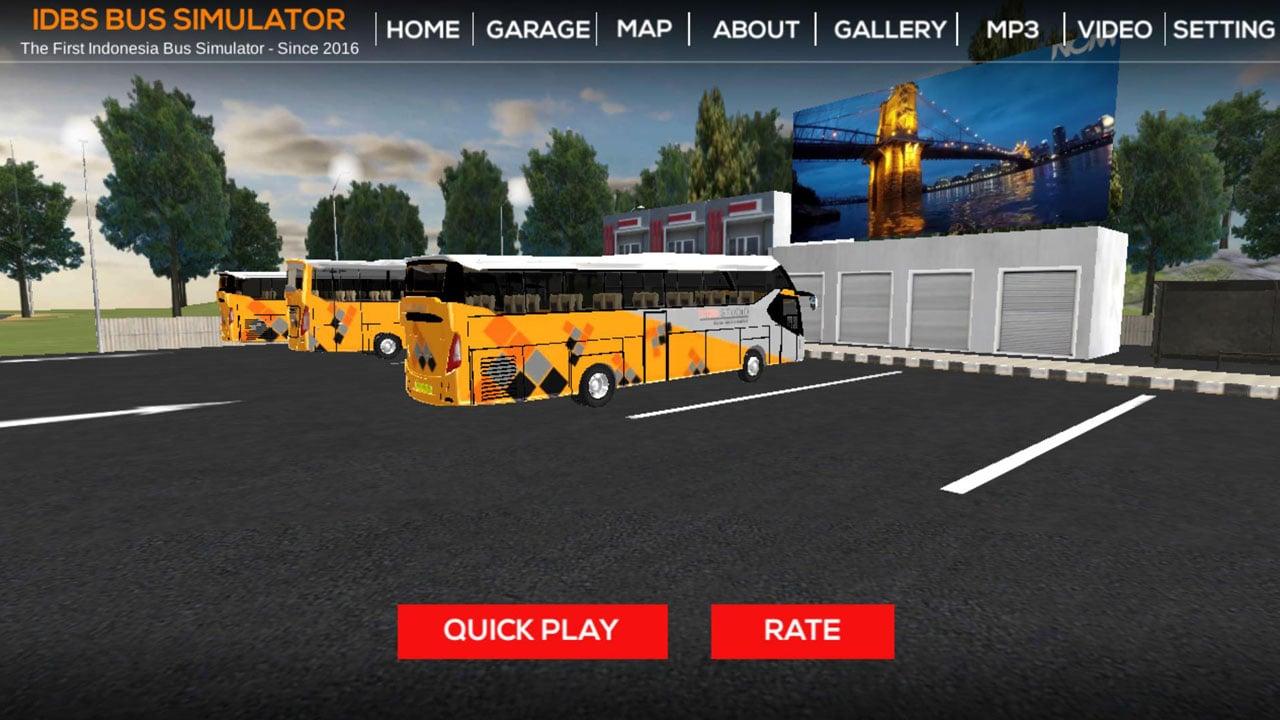 Idbs Bus Simulator Mod Apk 6 1 Unlimited Money