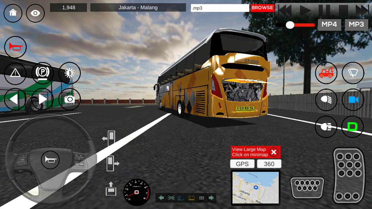 Idbs Bus Simulator Mod Apk 7 0 Download Unlimited Money For Android