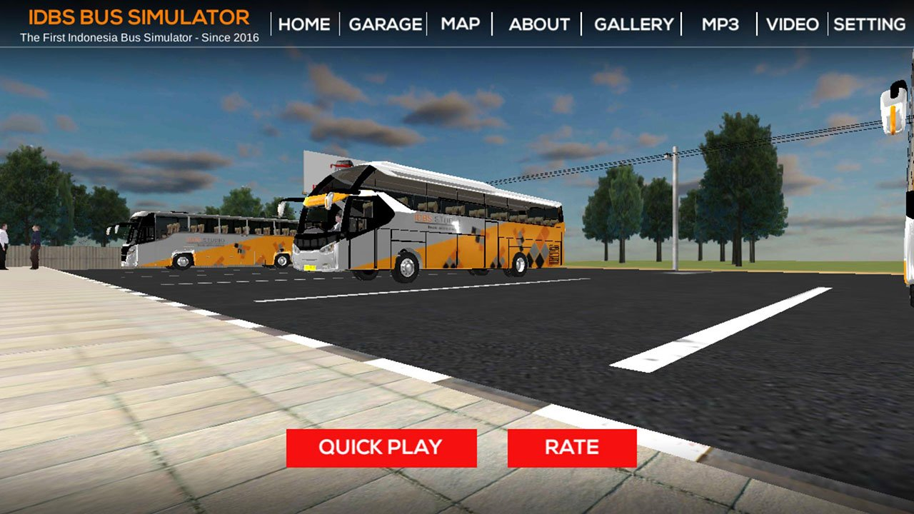 IDBS Bus Simulator screen 3