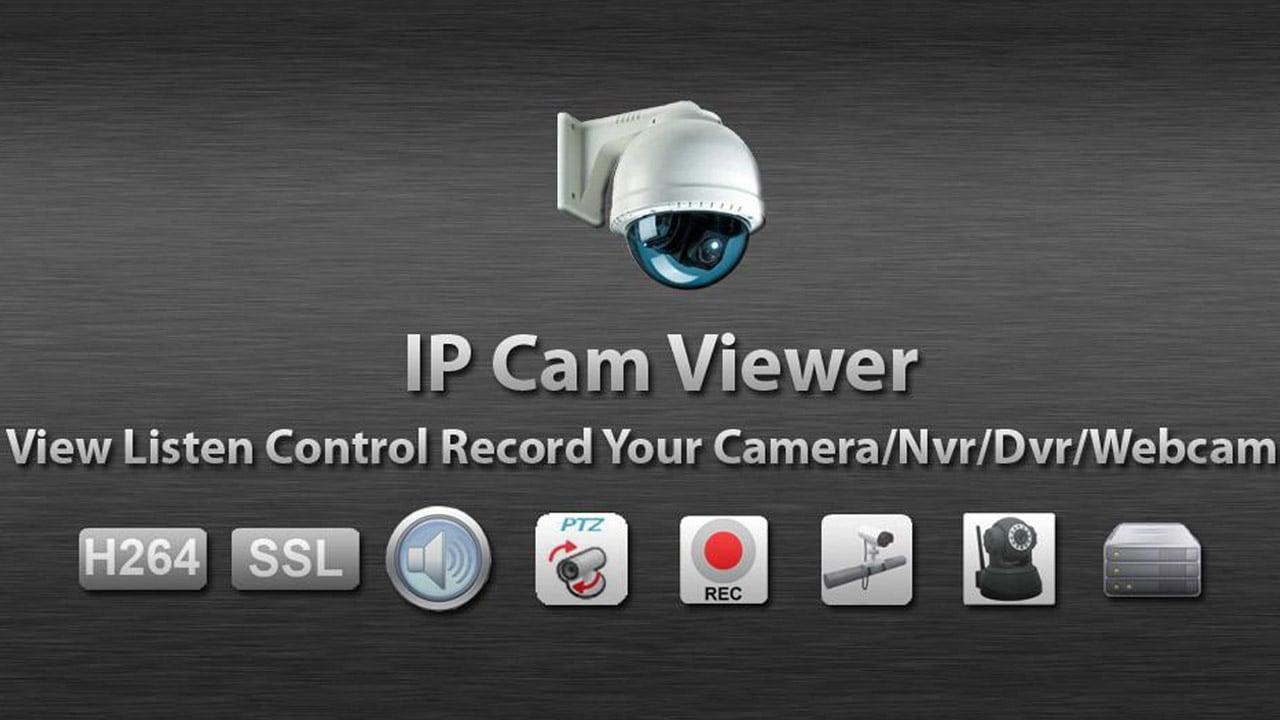 IP Cam Viewer Pro poster