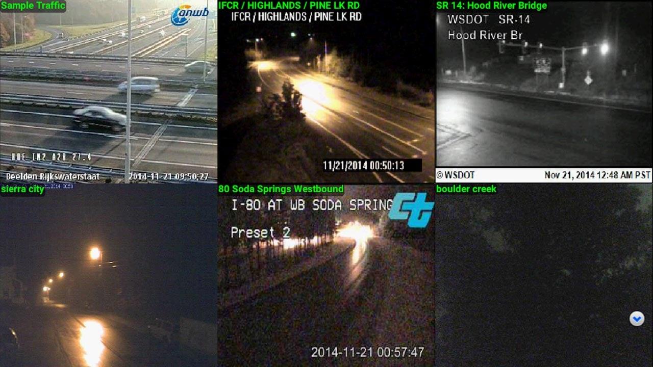 IP Cam Viewer Pro screen 1