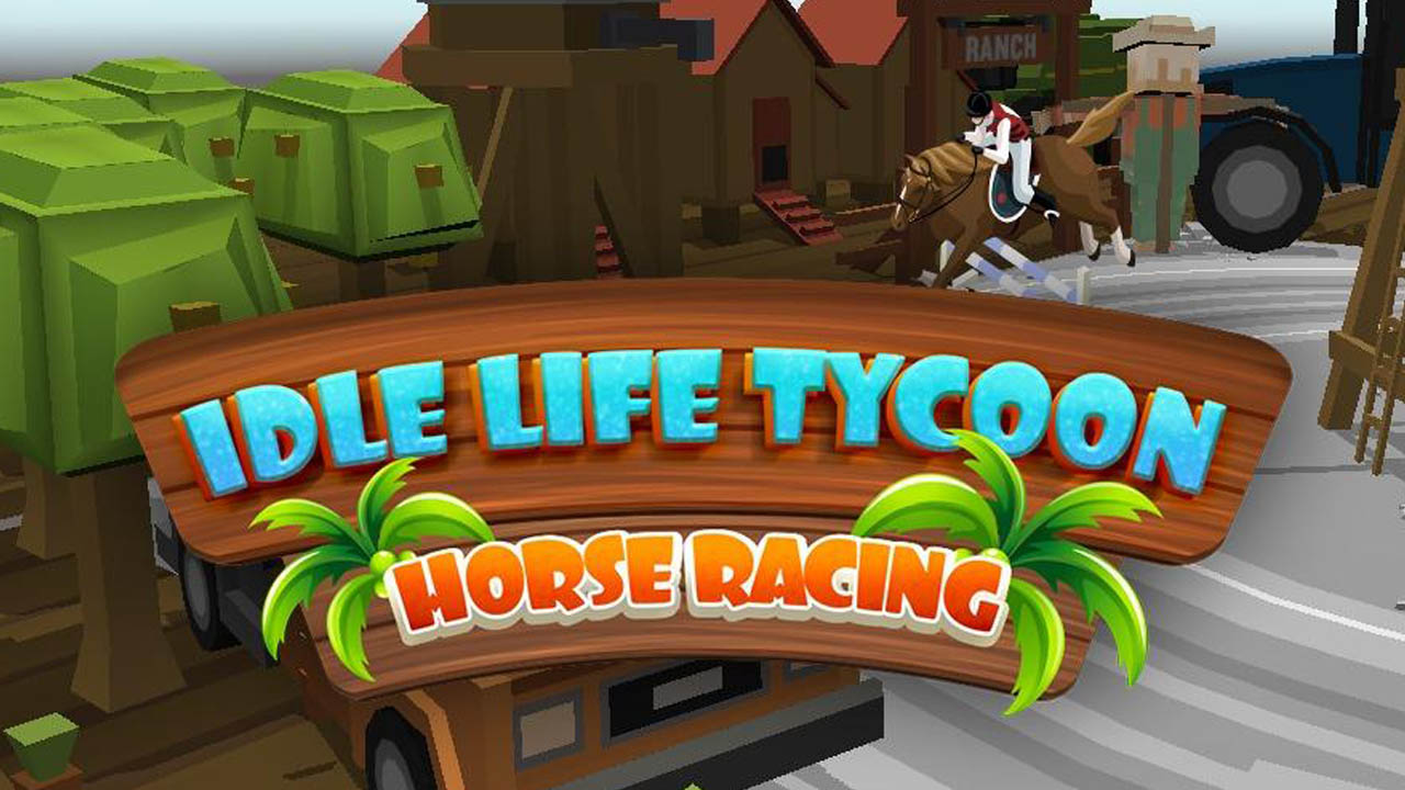 Idle Life Tycoon poster