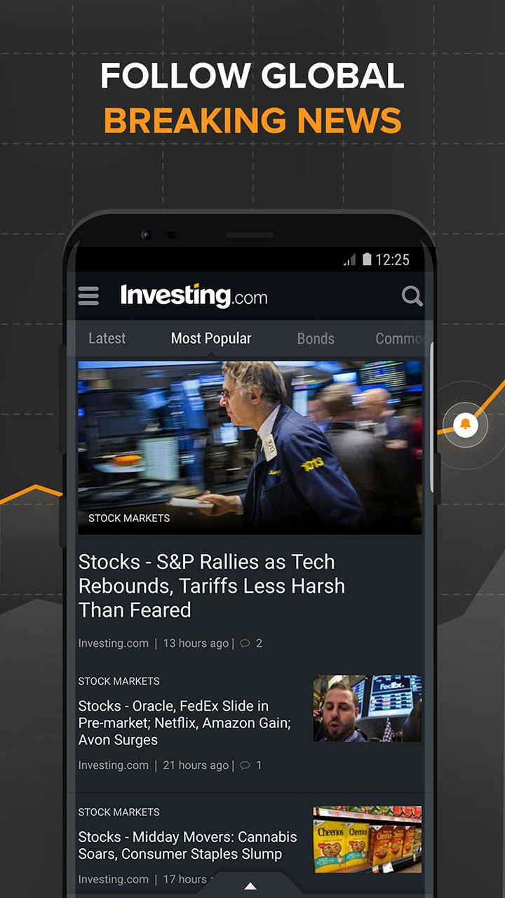 Investing Com Mod Apk 6 6 3 Download Unlocked Free For Android