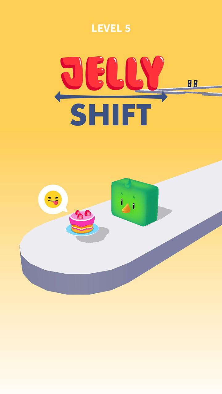 Jelly Shift screen 0
