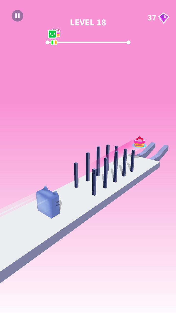 Jelly Shift screen 1