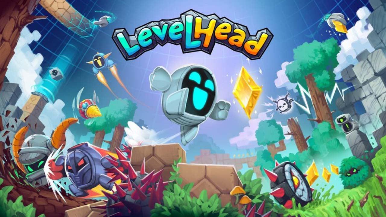 Levelhead poster